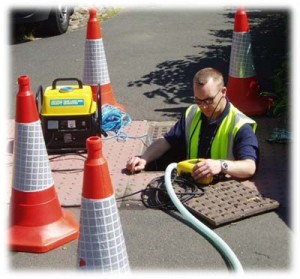 Underground Leak Detection